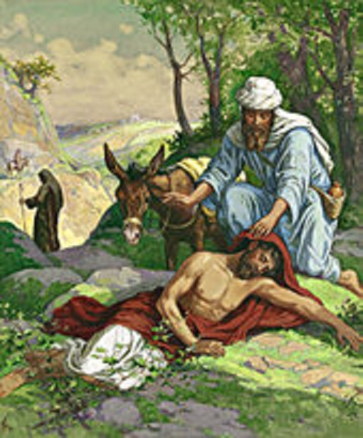 "gospel of luke and good samaritan 4 the good samaritan (luke 10 so the despised and rejected jesus of nazareth has become the savior of all who trust in him"" —from the good samaritan by."