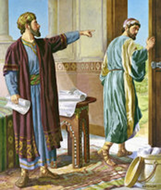 the parable of the dishonest steward in the synoptic gospels of the holy bible Many of the parables have similar themes key bible themes include the unjust steward a parable that illustrates to by a christian being pure and holy.