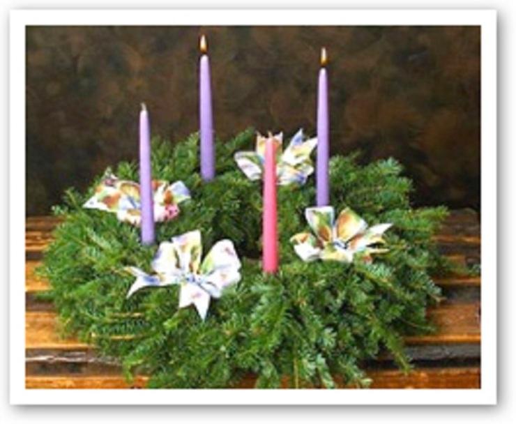Advent-wreath-wk2-m MMMMMMMMMMMMM