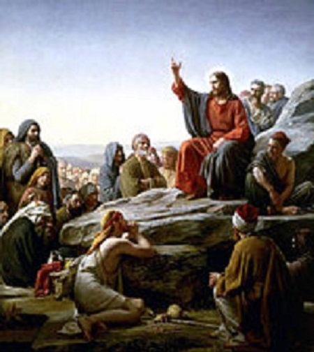 Sermon On The Mount - Our Father