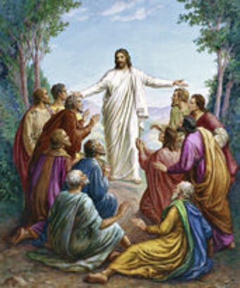 Thursday, August 7th. Holy Gospel of Jesus Christ according to St ...