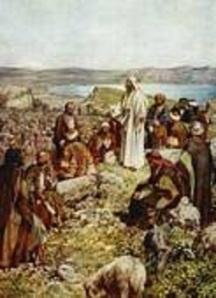 JESUS TEACHING #