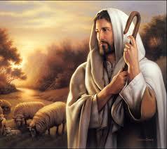 JESUS WITH HIS LAMB