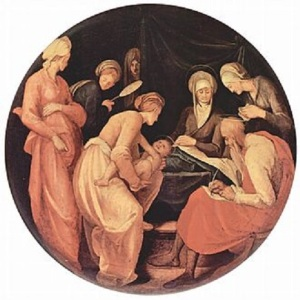 nativity of 330px-Jacopo_Pontormo_031
