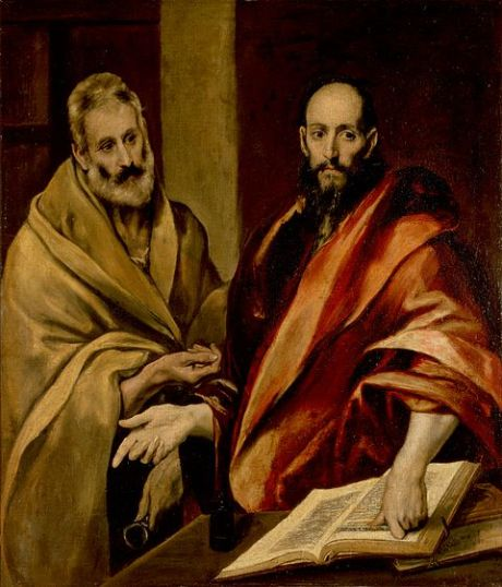 ST PETER & ST PAUL 480px-Greco,_El_-_Sts_Peter_and_Paul