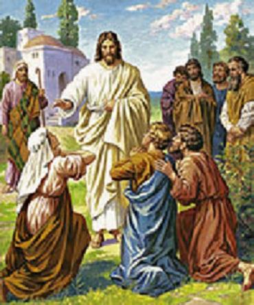 Friday, July 25th. Holy Gospel of Jesus Christ according to St Matthew  20:20-28. | FRANCIS XAVIER SAMSEN