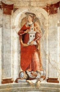 1 GHIRLANDAIO_Domenico_St_Barbara