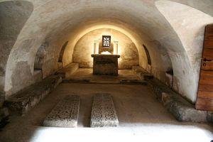 Crypt of Saint Leocadia, Oviedo.
