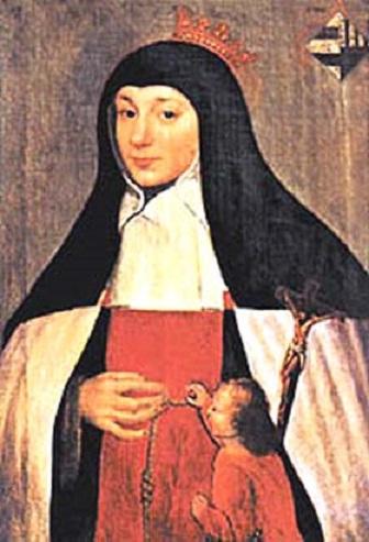 1 QUEEN Santa_Giovanna_di_Valois