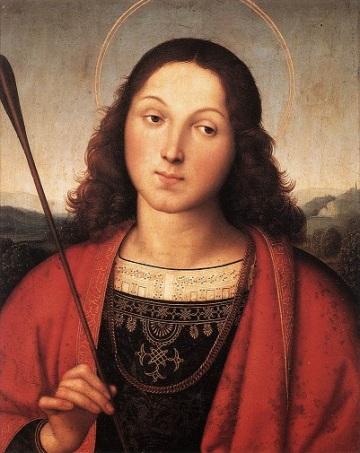 1 Raphael_St_Sebastian_1501