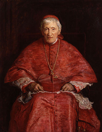 1 330px-John_Henry_Newman_by_Sir_John_Everett_Millais,_1st_Bt
