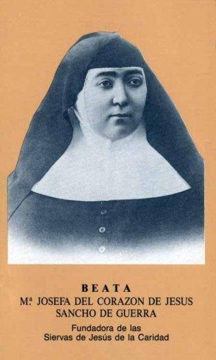 1 Beata_Maria_Josefa_del_Corazon_de_Jesus_Sancho_de_Guerra