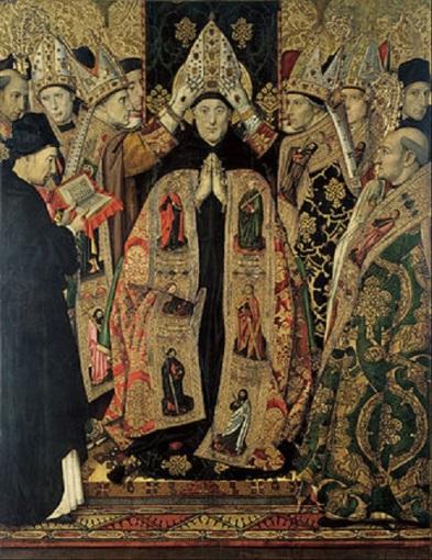 1 330px-Jaume_Huguet_-_Consecration_of_Saint_Augustine_-_Google_Art_Project