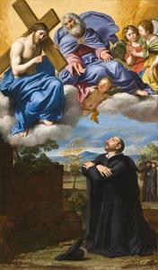 1 Saint_Ignatius_of_Loyola's_Vision_of_Christ_and_God_the_Father_at_La_Storta_LACMA_M_89_59