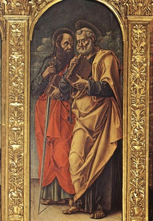 1 VIVARINI_Bartolomeo_Sts_Paul_And_Peter