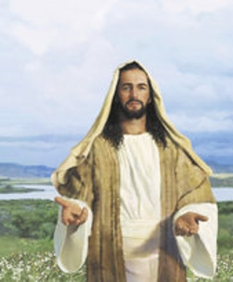 1 JESUS INVITING lwjas0279