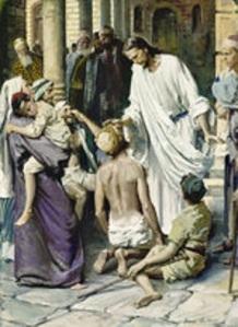 JESUS HEALS pppas0110