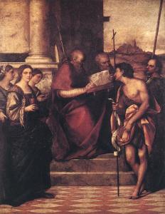 JOHN CHRYSOSTOM untitled