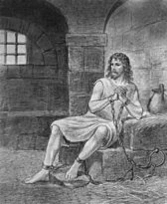JOHN IN PRISON stdas0094b