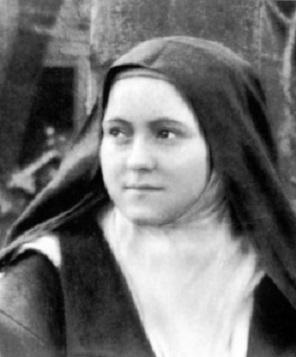 Thérèse of Lisieux, photograph, ca 1888-1896.