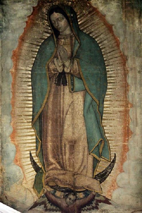 Our Lady of Guadalupe The Madonna of Tepeyac