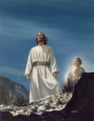 JESUS TEMPTATION pppas0473