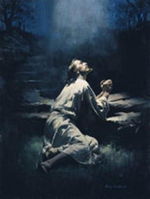 JESUS PRAY pppas0107