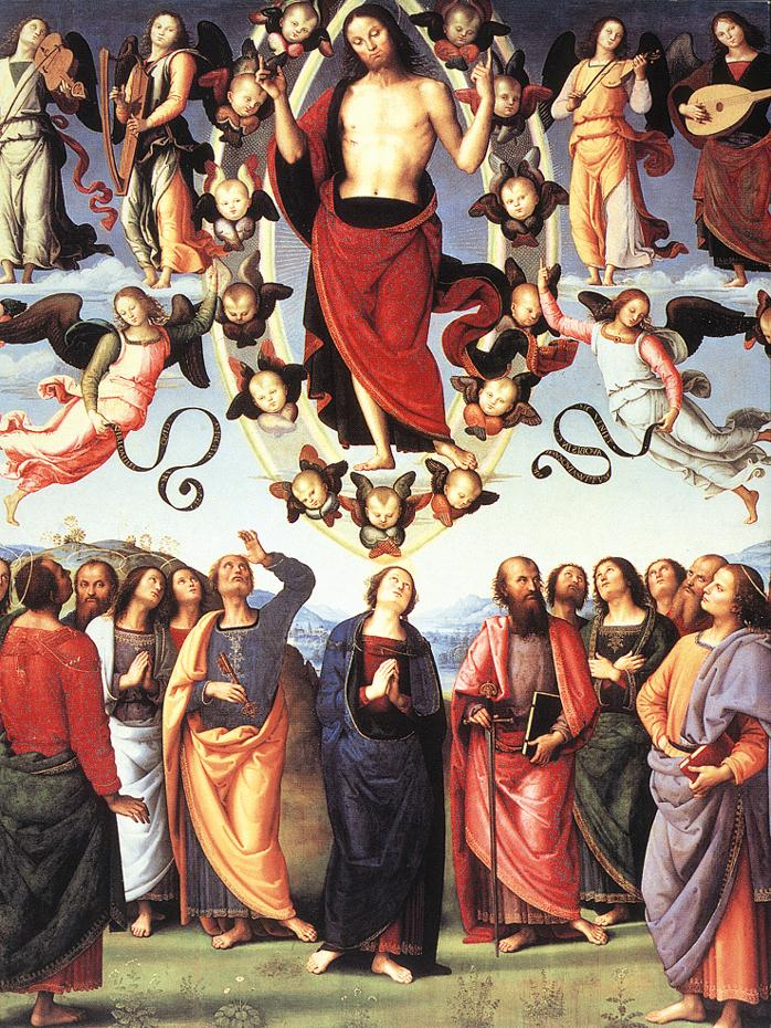 Perugino_Pietro_The_Ascension_of_Christ