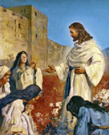 JESUS W WOMEN stdas0644