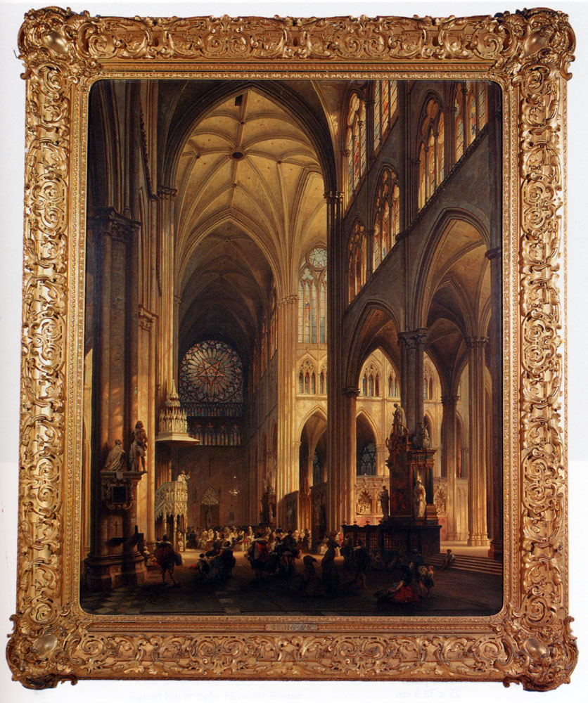 genisson_jules_victor_the_cathedral_of_amiens