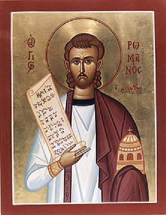 Saint Roman the Melodist