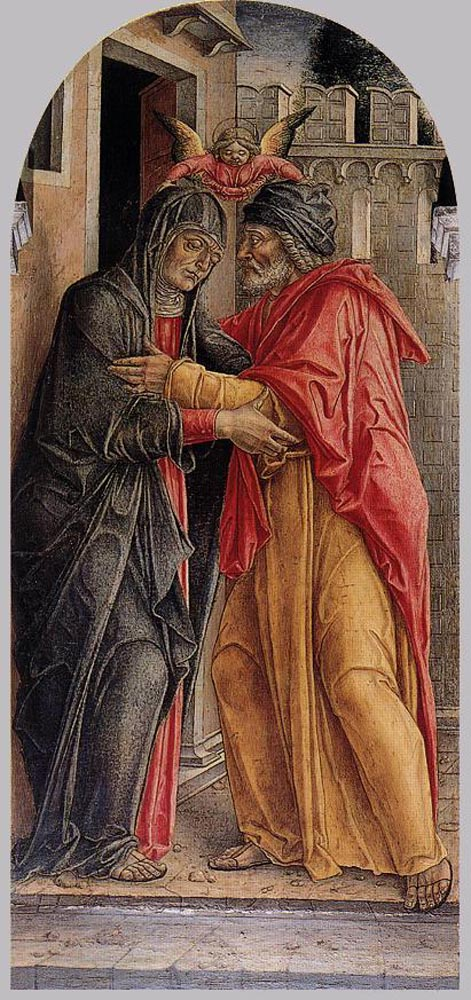 saint joachim personals Father's day in brazil is celebrated on the second sunday in august,  saint joachim was the husband of saint anne and the father of the virgin mary.